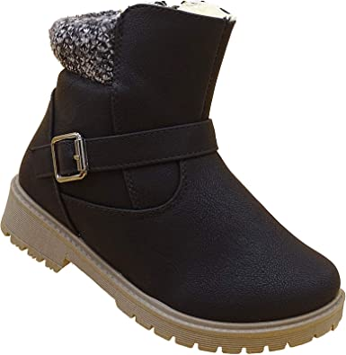 Professionel Billiger Preis billigsten Verkauf Mädchen Boots Kinder Winter Stiefel Warmfutter Schuhe Gr.31 ...