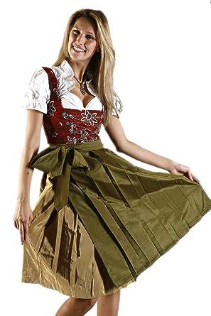 dirndl skirt high waist