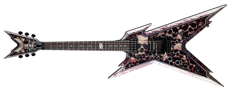 Dean Guitars Razorback cráneo RZR zurdo Guitarra eléctrica con el Tipo de caja de Dimebag Razorback - Skullz - Izquierda: Amazon.es: Instrumentos musicales