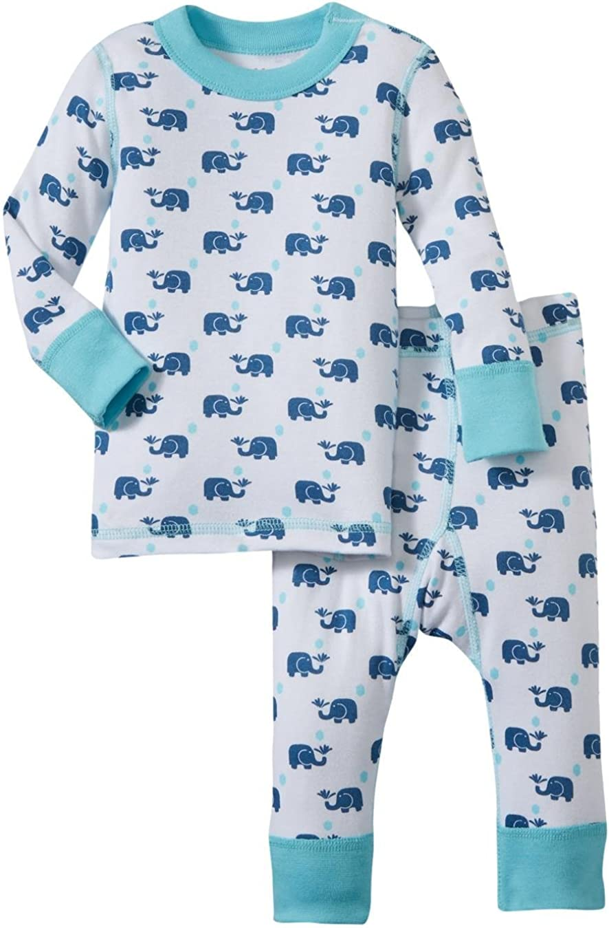 Masala Baby Boys Elephant PJ Set Baby