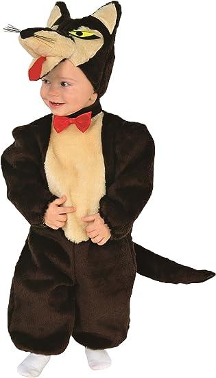 Rio - Disfraz de lobo para niño, talla 6-12 meses (103359/TG000 ...