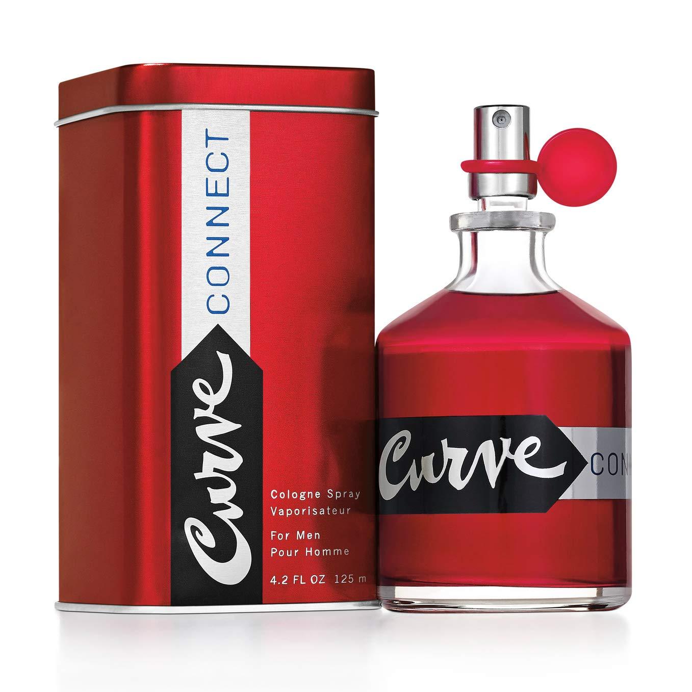 Curve Connect by Liz Claiborne for Men 4.2 oz Cologne Spray by Liz Claiborne