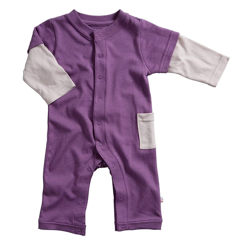 納得できる割引 Babysoy SHIRT ユニセックスベビー Babysoy B071X9R4MJ - エッグプラント 6 3 - 6 Months 3 - 6 Months|エッグプラント, ミラノ2:89ff6eba --- svecha37.ru