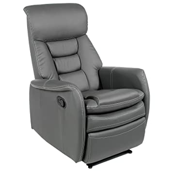 Relaxsessel mit liegefunktion  Fernsehsessel Relaxsessel XXL Sessel SOPHIE mechanisch regelbare ...