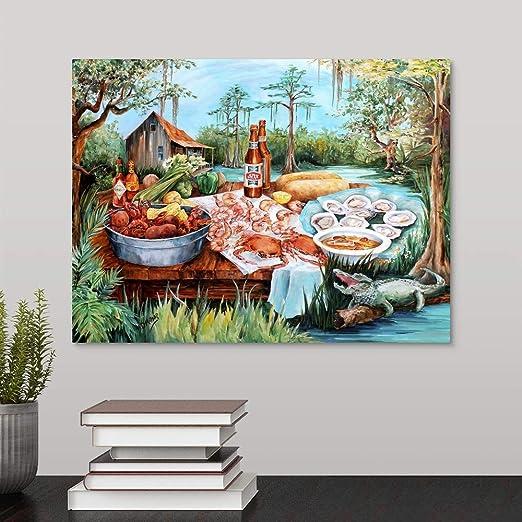 Carolines Treasures Let Nature into Your Yard Metal Print 16 H x 12 W Multicolor