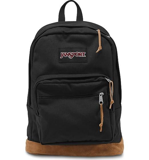 Jansport Right Pack Bookbag BLACK O/S