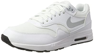 shop united kingdom quality products Nike Women's Air Max 1 Ultra 2.0 White/Metalic 881104-100