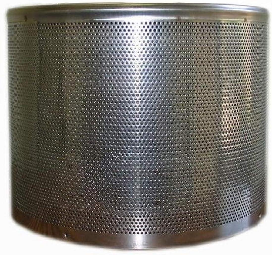 Hiland THP-BS 10 1 4 3 Hole Main Burner Emitter Screen, 10-1 4, Grey