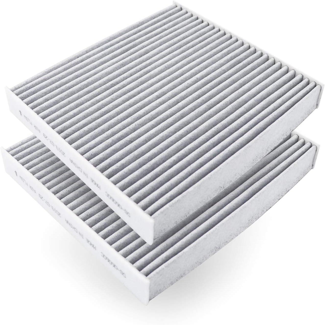 AmazonBasics CF10285 Cabin Air Filter, 2-Pack