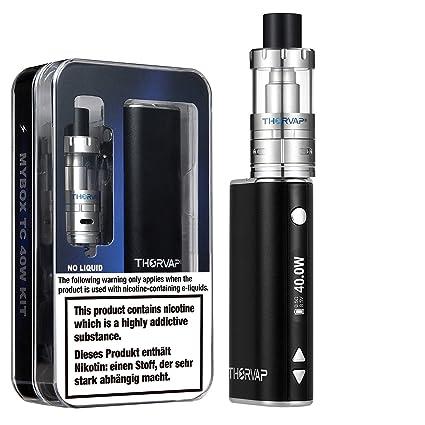 THORVAP® [2 en 1] Cargador cable USB para cargar los cigarrillos electrónicos EGO y 510 Rosca de baterías (Sin Nicotina)