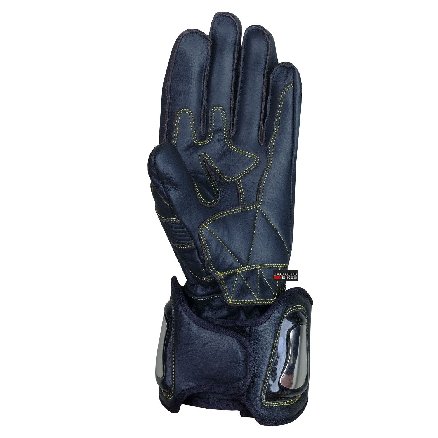 Motorcycle gloves metal - Amazon Com Excalibur Black Leather Carbon Steel Armor Motorcycle Gloves Size S Clothing