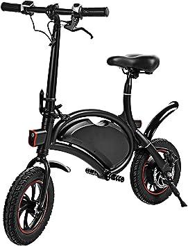 begorey bicicleta eléctrica plegable Ciudad bicicleta speed ...