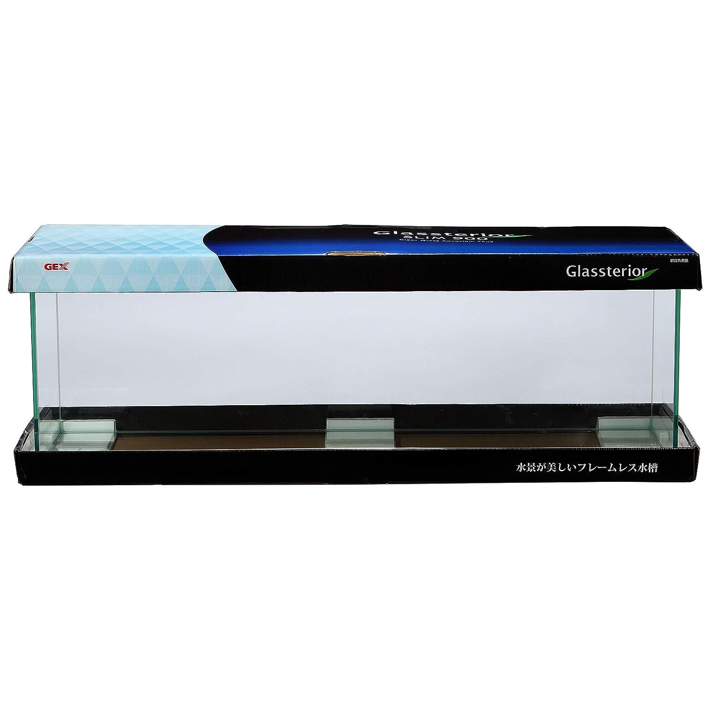ジェックス グラステリアスリム水槽 スリム 幅90cm×奥行22cm×高さ30cm