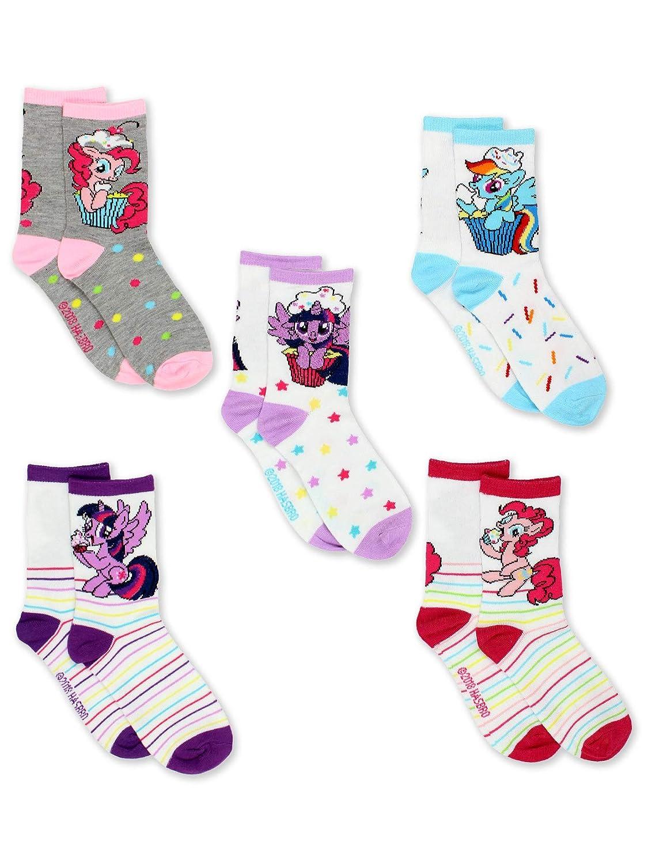 My Little Pony MLP Girls Multi Pack Socks Set
