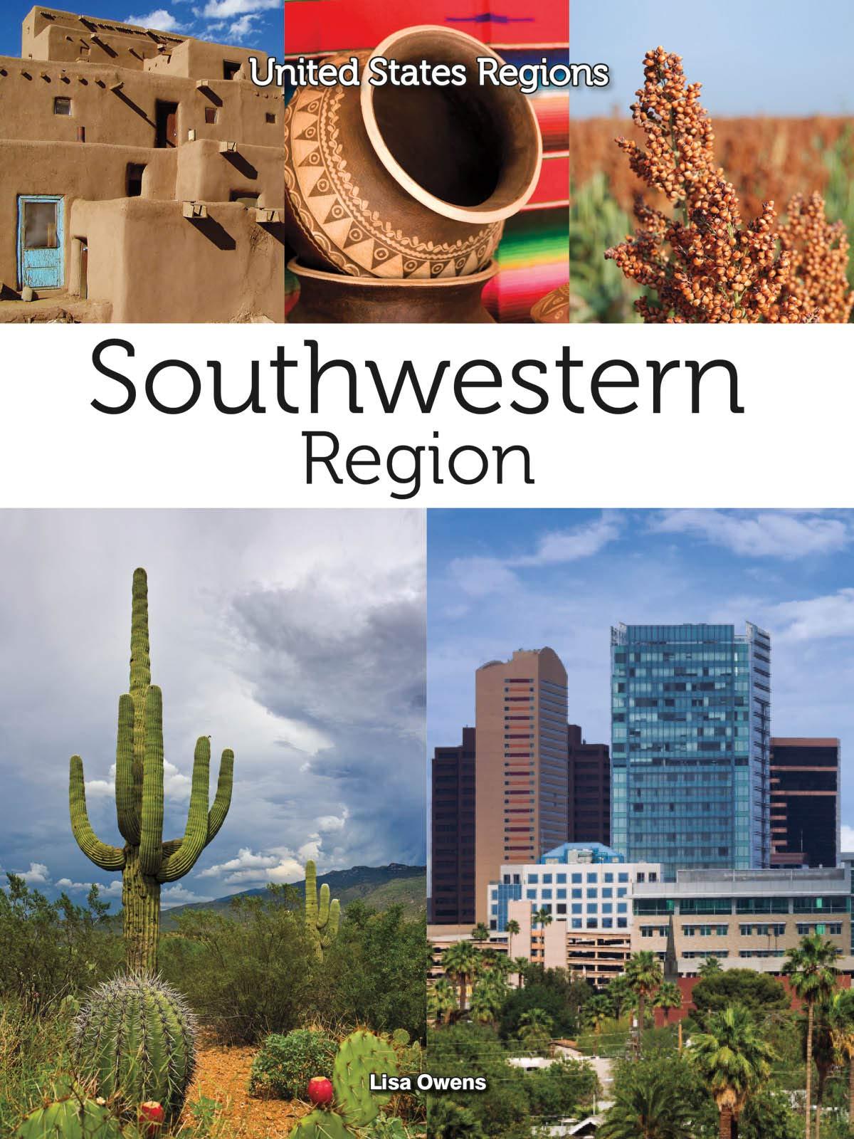Southwestern Region (United States Regions) pdf