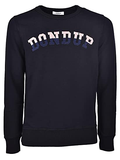 32a12c82 Rodi Embroidered Logo Sweatshirt Blu Uomo: Amazon.co.uk: Clothing