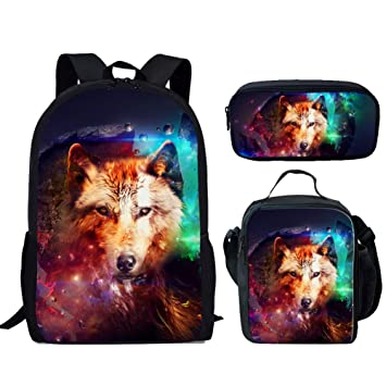 Amazon.com: showudesigns Set de mochila mochila bolsa de ...