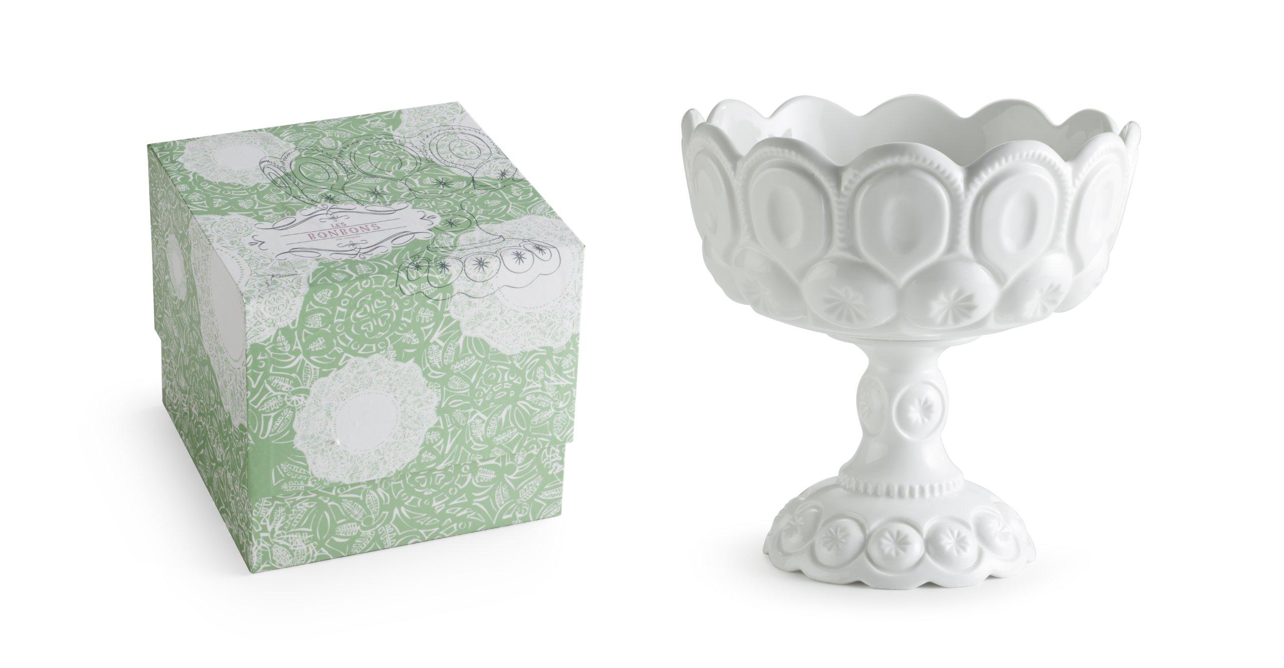 Rosanna Les Bon Bons Large Footed Bowls Compote Pedestal