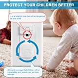 Outlet Covers Babepai 38-Pack Clear Child Proof