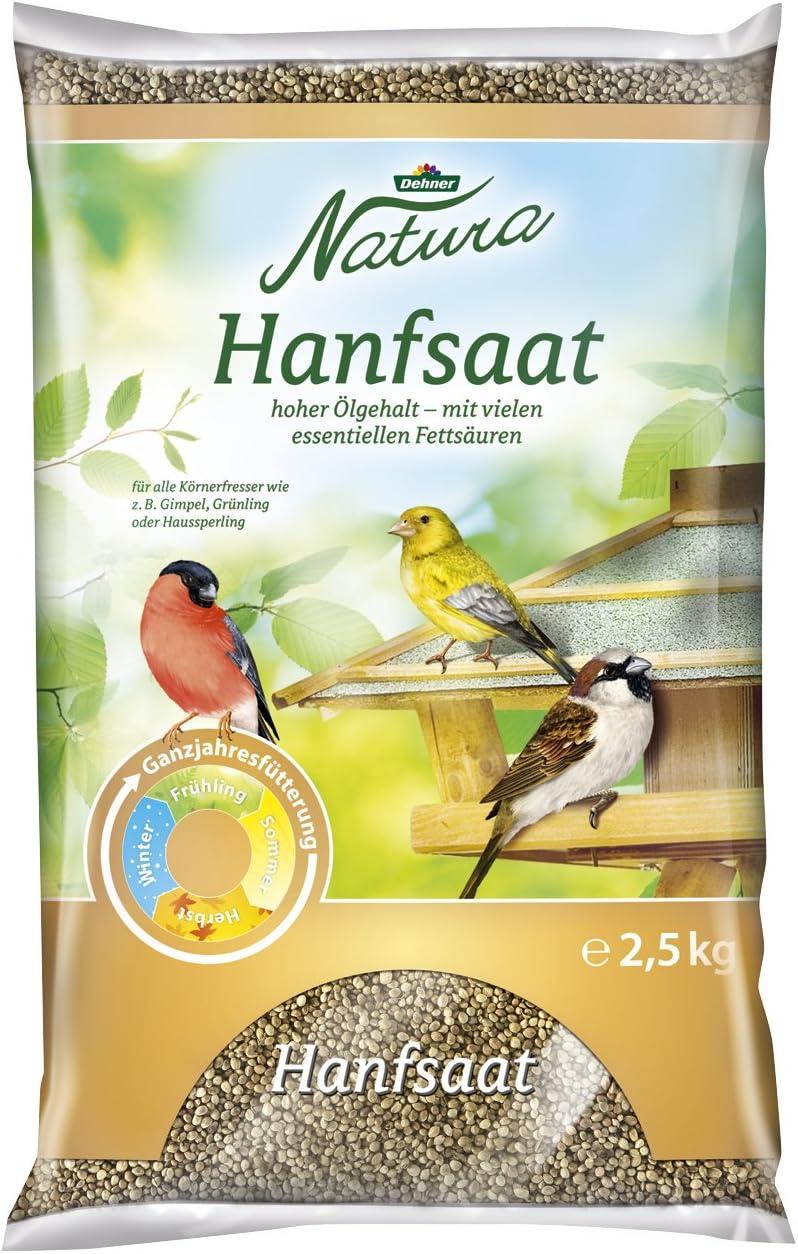 Dehner Natura - Comida para Aves Silvestres, 2,5 kg