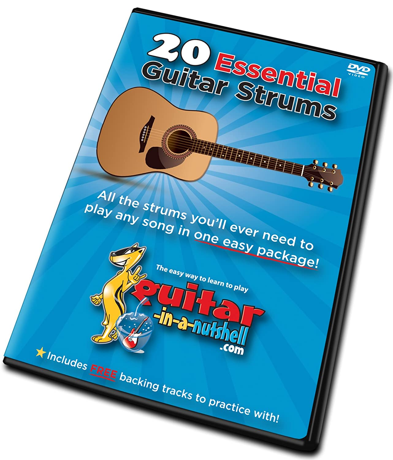 Learn How To Play Guitar Lessons Dvd My Top 20 The Secret Teacher Dounloadable Courses For Beginners Essential Strums 1000s Of Songs Perfect Free Along Backing