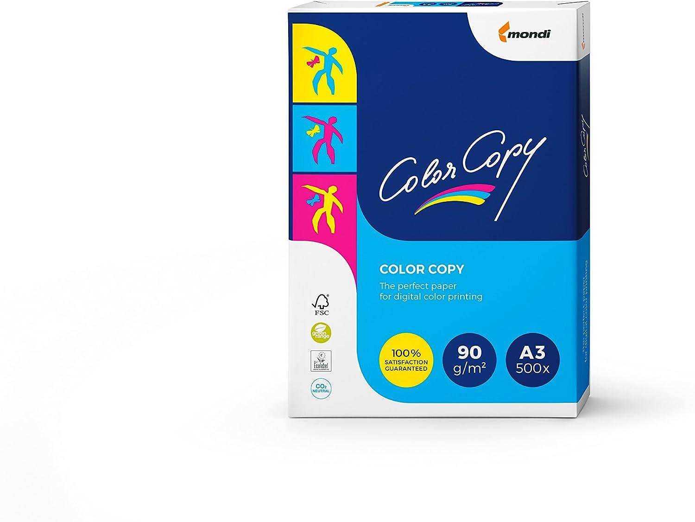 90 Color Copy Carta per la Stampa gr A3