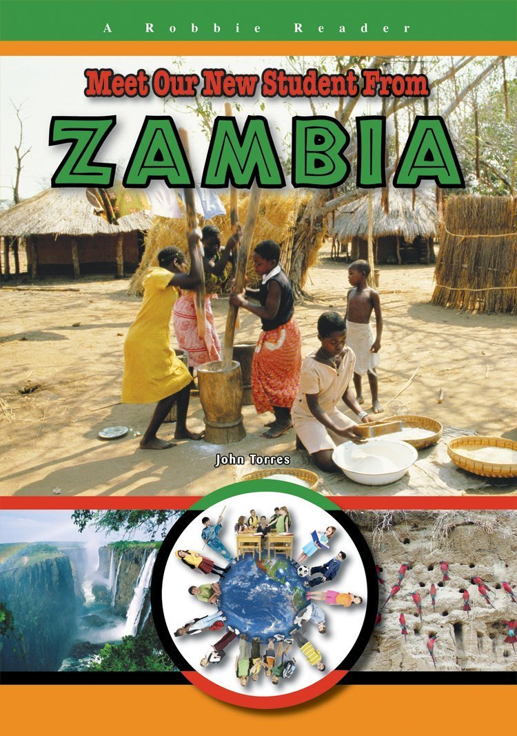 Download Meet Our New Student from Zambia PDF