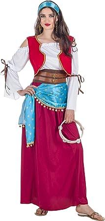 Banyant Toys Disfraz Zingara Mujer: M-L: Amazon.es: Juguetes y juegos