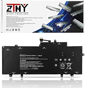 ZTHY BO03XL Laptop Battery Replacement for Hp Chromebook 14-X 14-X013DX 14-X015W 14-X015WM 14-x010nr 14-Z Series 751895-1C1 752235-005 HSTNN-IB6C HSTNN-IB6P TPN-Q137 751895-1C1 774159-001 37Wh 11.4V