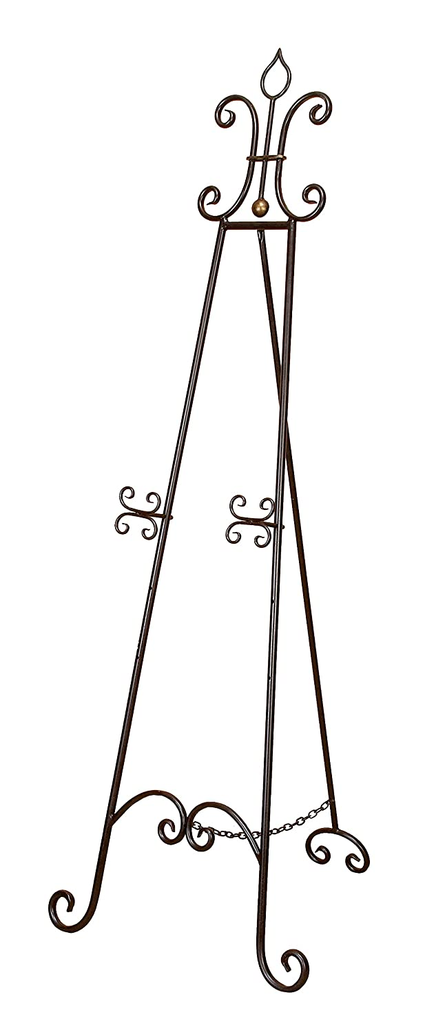 Deco 79 27391 Easel 48 x 23 Gold