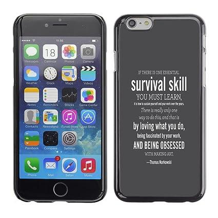 coque iphone 6 survie