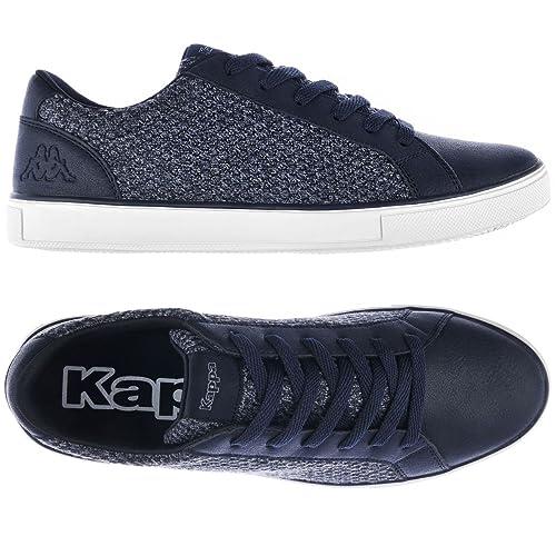 Explorar Comprar Barato Manchester Gran Venta Sneakers blu navy per uomo Kappa Profesional Comprar Barato Escoger Un Mejor aE1dTH1o
