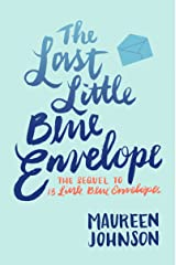 The Last Little Blue Envelope Kindle Edition