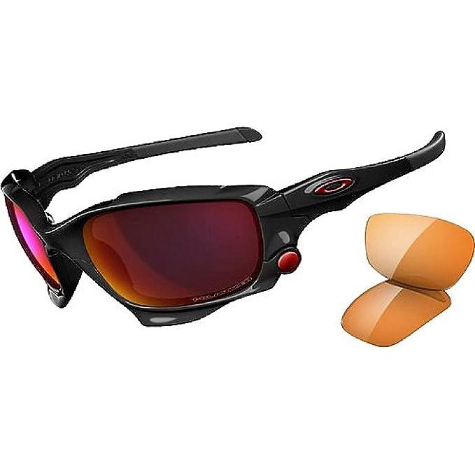 Oakley oo9089_04-203_62 - Gafas polarizadas, color negro