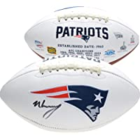 $95 » N'Keal Harry New England Patriots Autographed White Panel Football - Fanatics Authentic Certified - Autographed Footballs