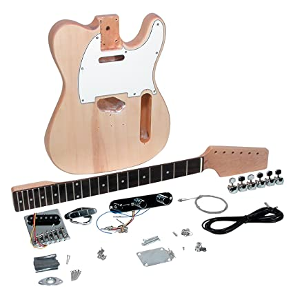 amazon com saga tc 10 electric guitar kit t style musical rh amazon com
