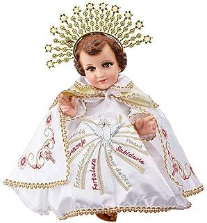 Amazon.com: Angel De La Luz Traje de Niño Dios. Baby Jesus ...