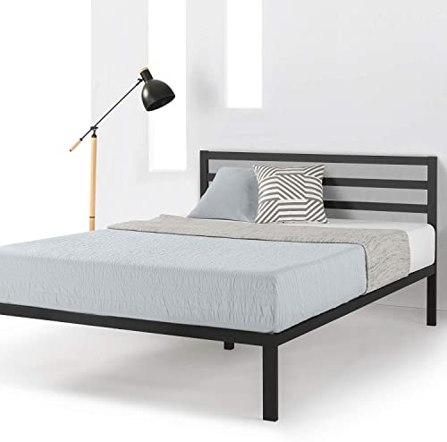 Best Price Mattress King Frame Zoe Upholstered Platform Bed