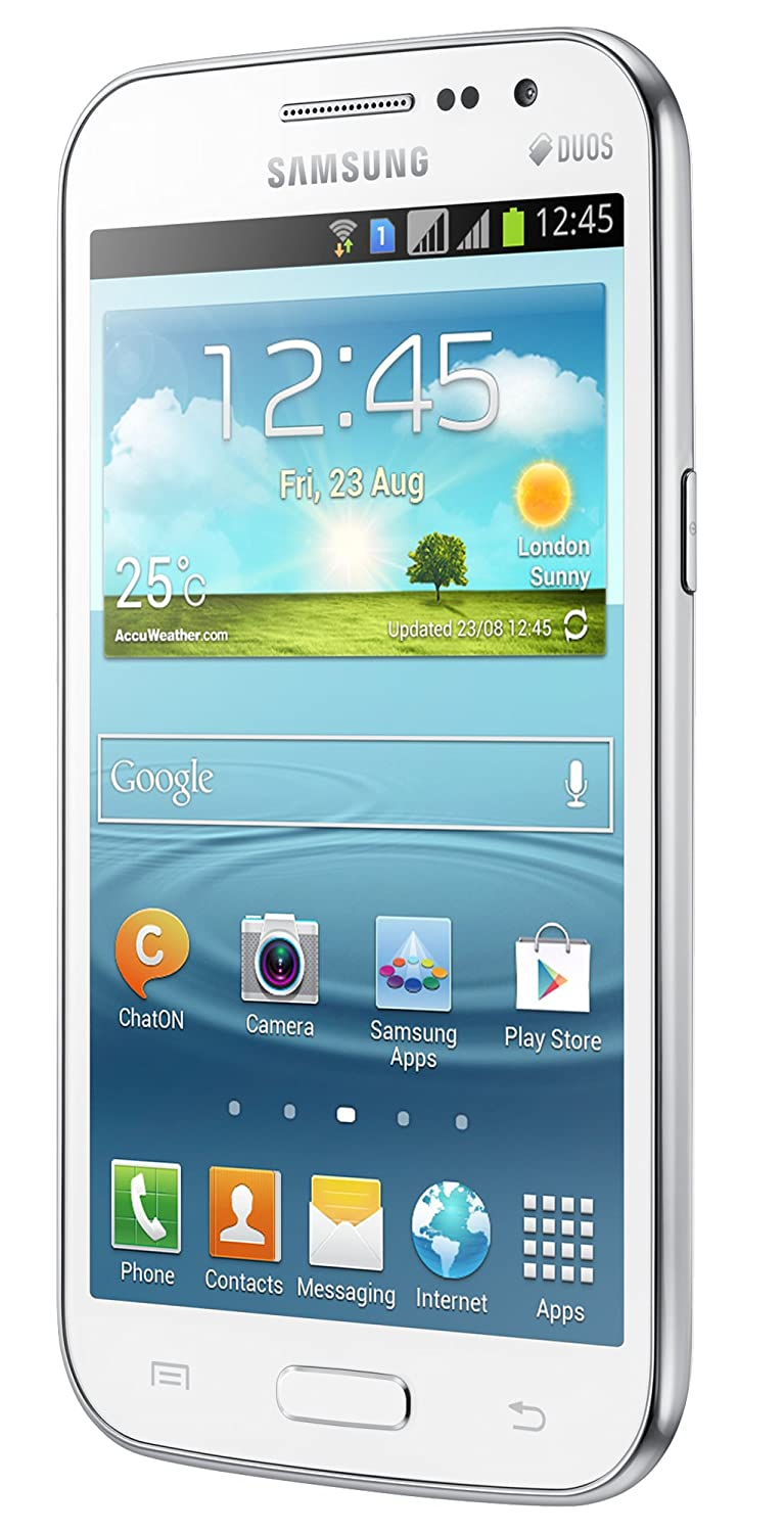Samsung Galaxy Duos Win: characteristics, comparison with analogues and reviews 45