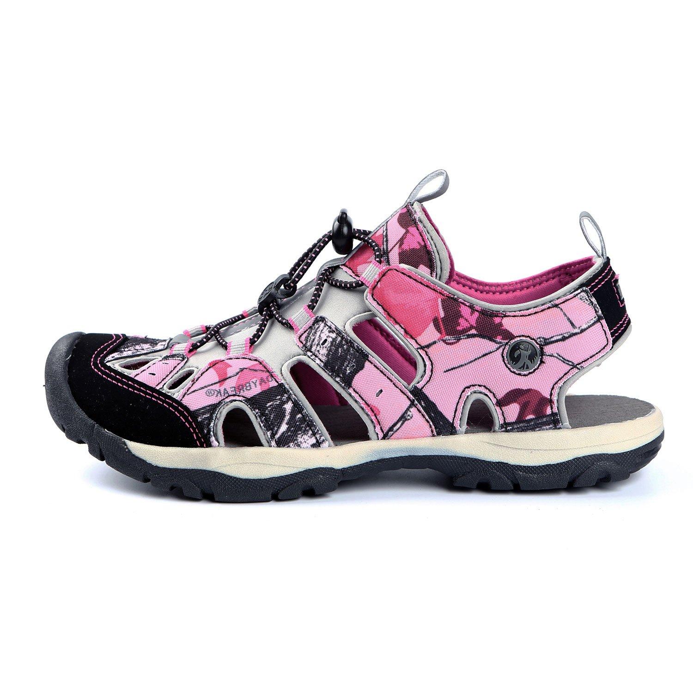 Northside Womens Burke II Sport Athletic Sandal B00MNLLR7Y 8 B(M) US|Pink Camo