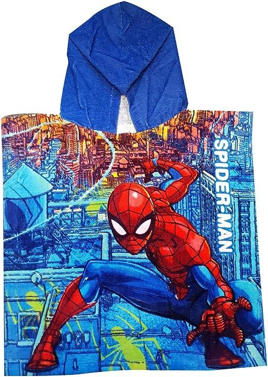 Accappatoio con cappuccio Marvel Ultimate Spiderman