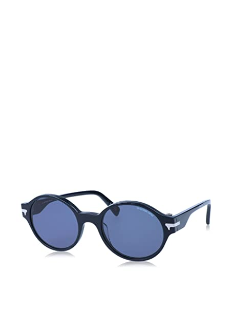 G-STAR RAW Gafas de Sol GS607S (50 mm) Azul Marino: Amazon ...