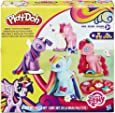 Play-Doh My Little Pony Make 'N Style Ponies Playset