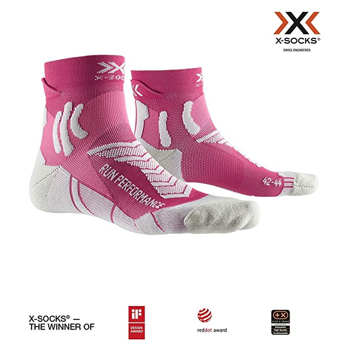 design de qualité 3820b 5761e X-SOCKS Run Performance Women Socks: Amazon.co.uk: Clothing
