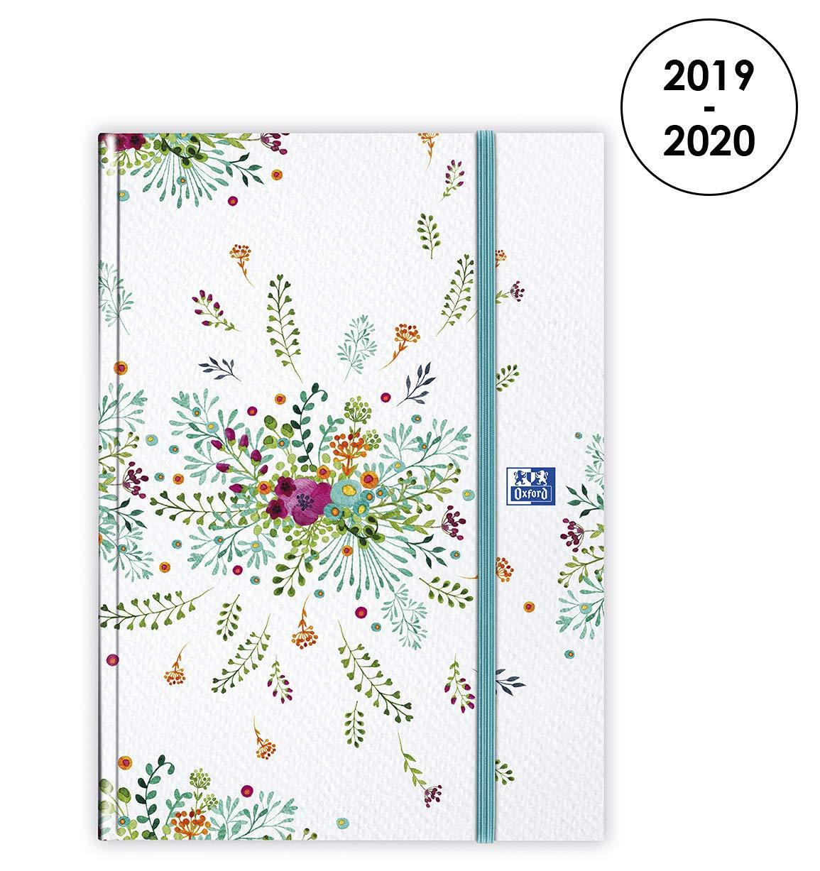Oxford Flowers - Agenda 2019 - 2020 de agosto a agosto (1 día por ...