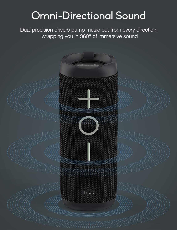 Tribit StormBox Bluetooth Speaker 5