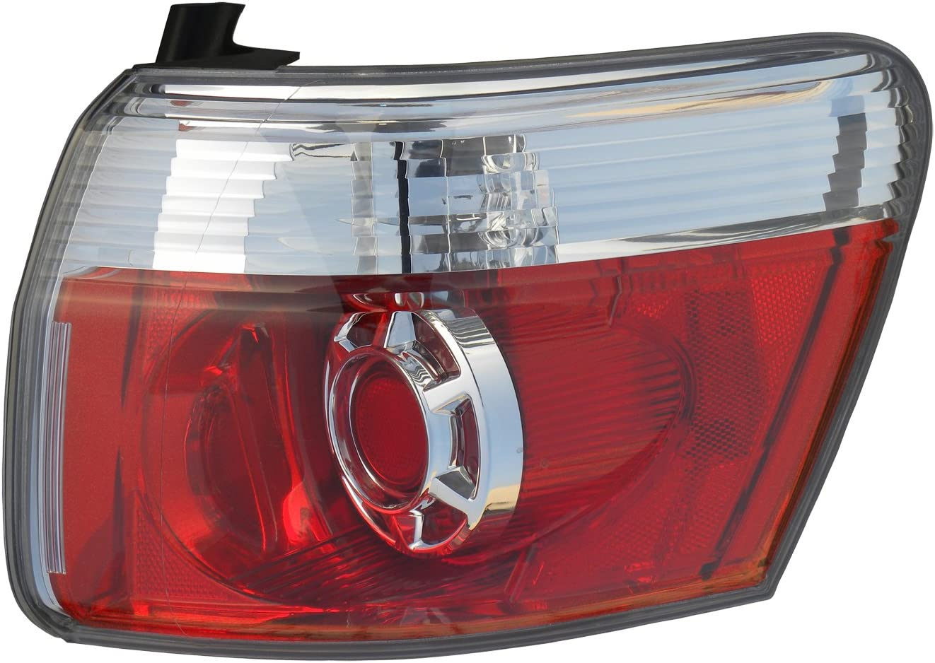 Partslink Number GM2801216 OE Replacement GMC Acadia Passenger Side Taillight Assembly