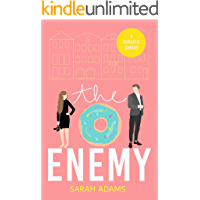 The Enemy: A Sweet Romantic Comedy (It happened in Charleston Book 2)
