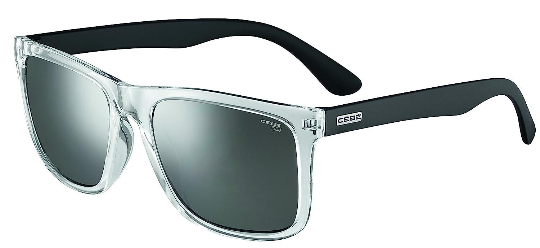 Cébé Erwachsene Hipe Sonnenbrille, Matt Translucent, Large