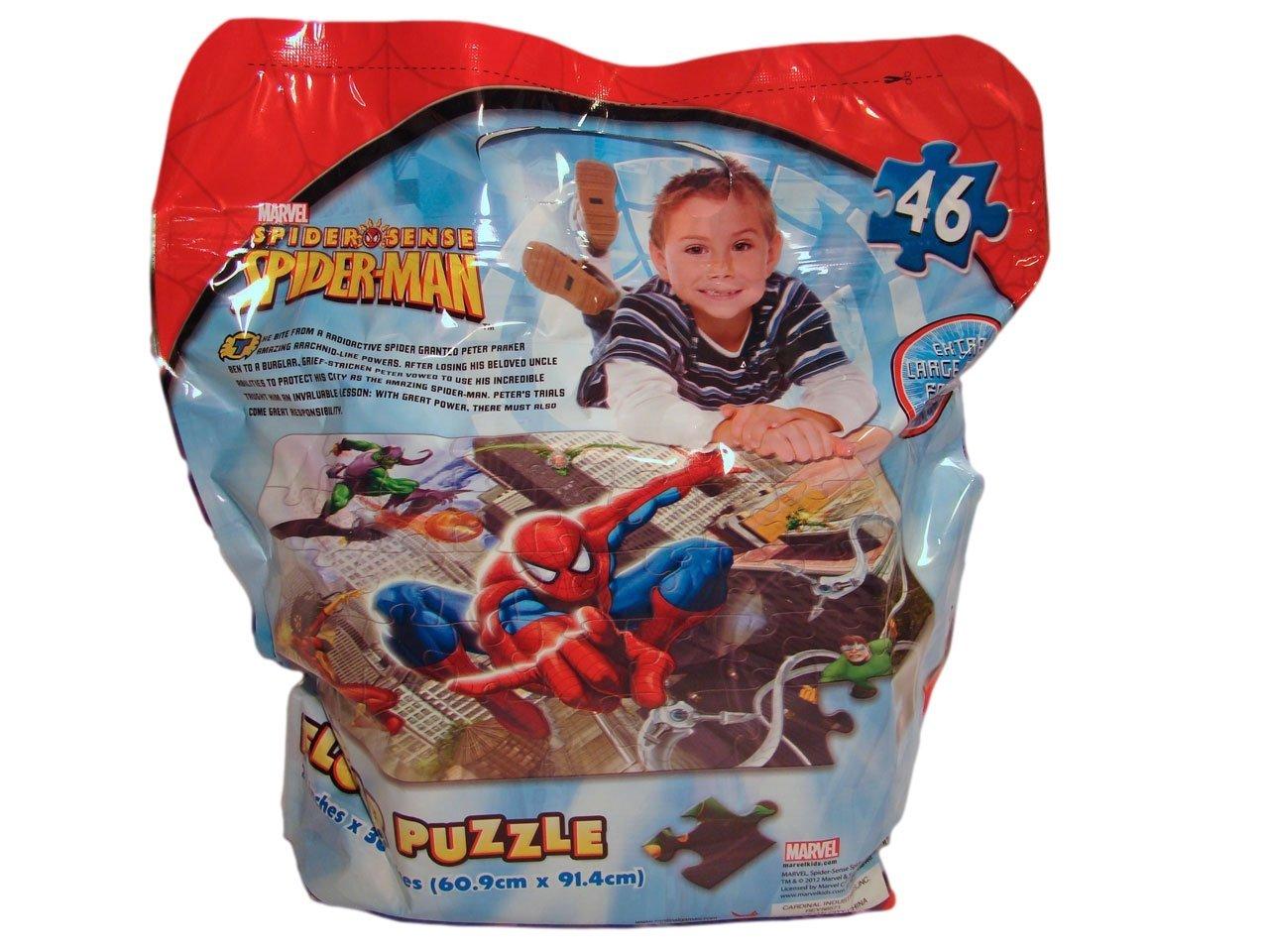 Spider Sense Spider-Man 46 Piece 3 Foot Floor Puzzle by Cardinal